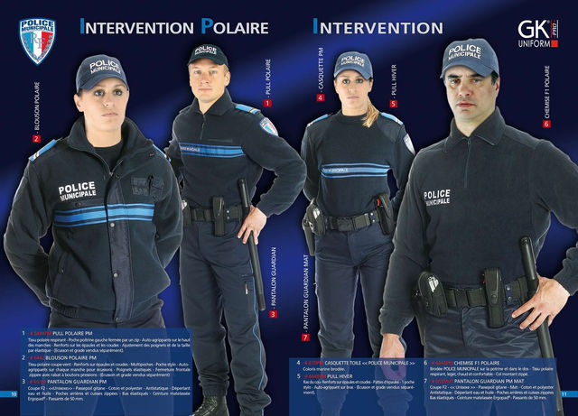INTERVENTION - INTERVENTION POLAIRE PM